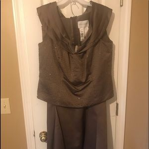 Alfred Angelo mother of bride dress
